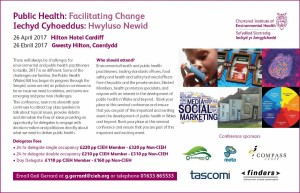 CIEH Conference Wales